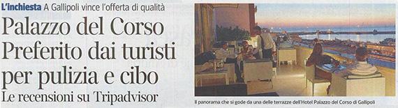 awarded historic hotel gallipoli